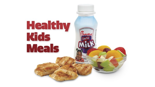 Local Store Marketing Healthy Kids Meals trend